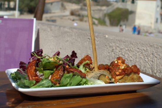 Le Lunch: Ensalada