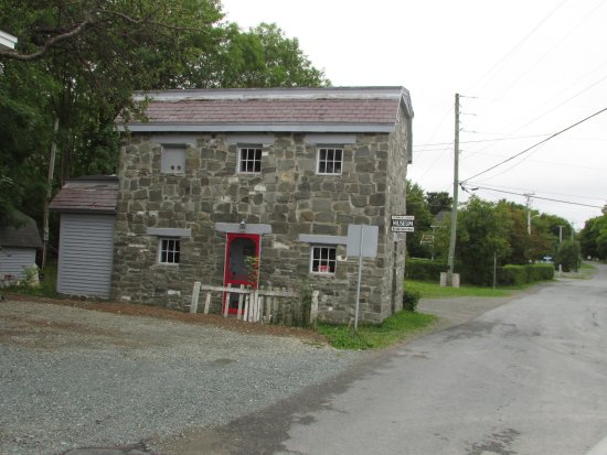 Brigus, Canadá: the oldest house and museum