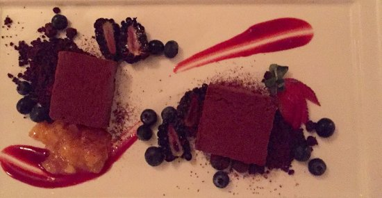 Ocean Cape Arundel Inn : And for Chocolate lovers