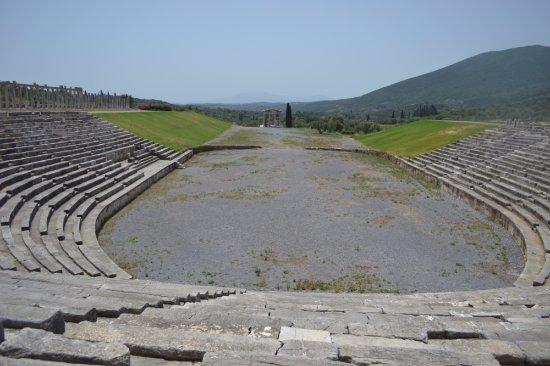 Ancient Messini Stadium