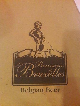 Brasserie de Bruxelles Pescara