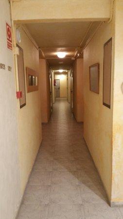 Boix Mar Hotel : Couloir