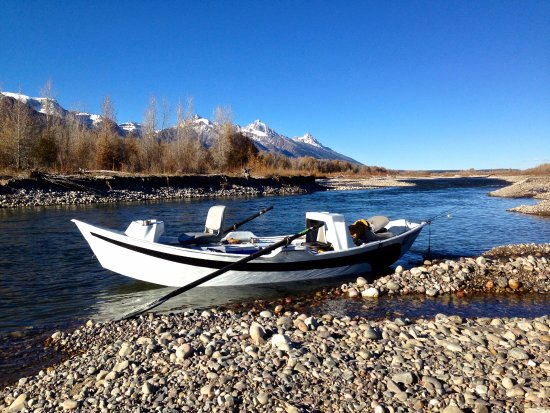 Jackson Hole, WY: Fishing in GTNP