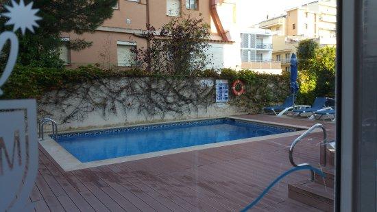Boix Mar Hotel : 1ère piscine