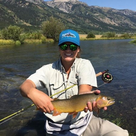 Jackson Hole, WY: Private spring creek wade trips available