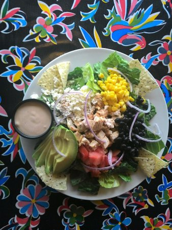 Bennington, VT: Fiesta Salad Special