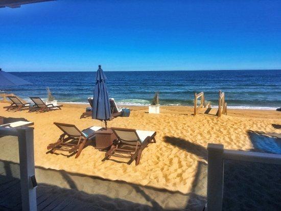 Blue - Inn on the Beach: Private beach on premise