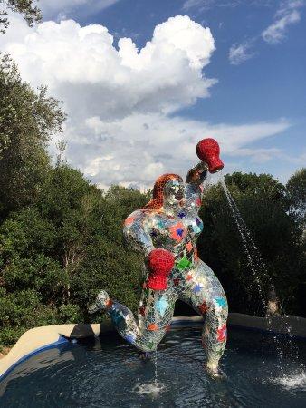 Capalbio, Italien: donna