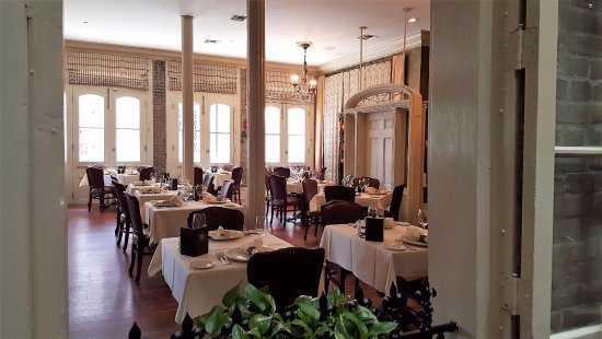 Muriel's Jackson Square: Dining Room