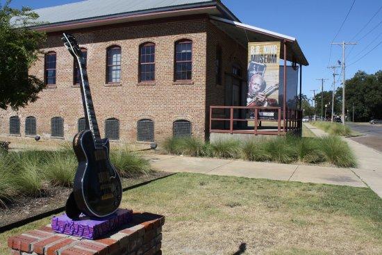 อินดีแอโนลา, มิซซิสซิปปี้: B.B.King Museum, Indianola, Mississippi
