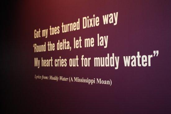อินดีแอโนลา, มิซซิสซิปปี้: B.B.King Museum, Indianol, Mississippi