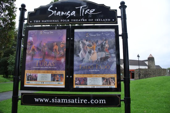 Siamsa Tire National Folk Theatre: Das Programm