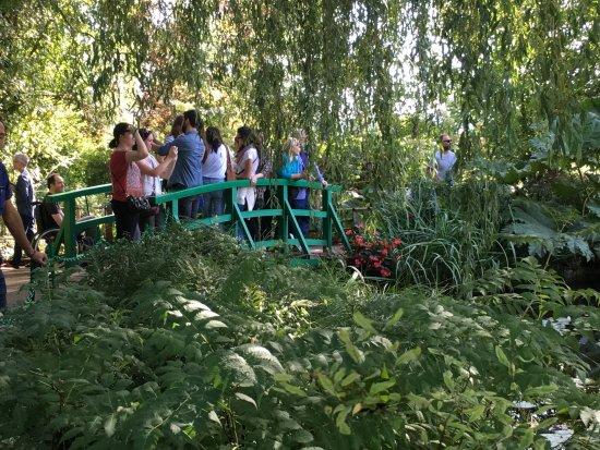 Claude Monet's House and Gardens: pont