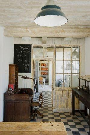 Casa Zinc: Areas comunes
