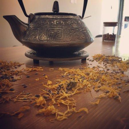 Vernon, Canadá: Cast iron teapot