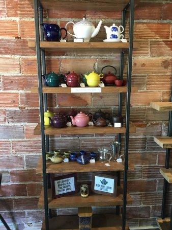 Vernon, Canadá: Teaware