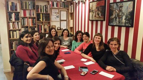 Tres Cantos, Espanha: Un sitio cálido y acogedor para festejar cunmpleaños o distintos eventos