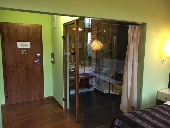 Luhacovice, Τσεχική Δημοκρατία: Wellness & Spa Hotel Augustiniansky dum