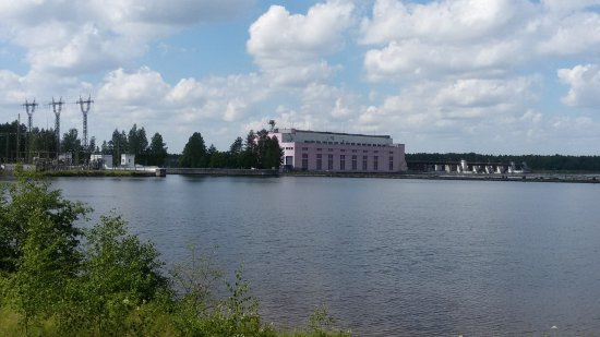 Nizhne-Svirskaya Hydroelectric Power Station
