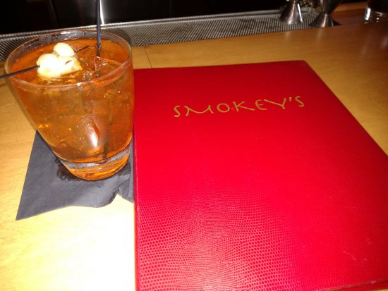 Smokey's Manitowish Waters Hwy K & W - Wisconsin Supper Clubs - Old Fashioned