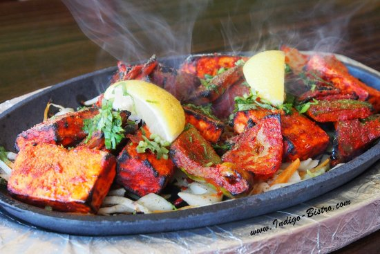 Manchester, CT: Paneer Tikka Kebab (Gluten-Free)