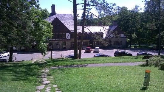 Allegany State Park: Red House