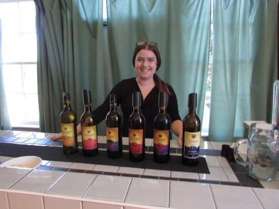 Rodrigues Winery: wines