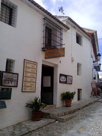 Museo Etnológico, Casa típica del S.XVIII, Guadalest, Provincia de Alicante.