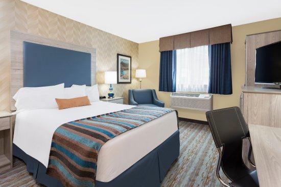 Spokane Valley, WA: 1 Queen Bed Room