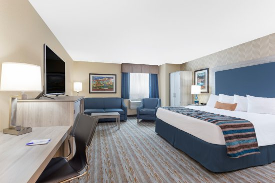 Spokane Valley, WA: King Bed Suite