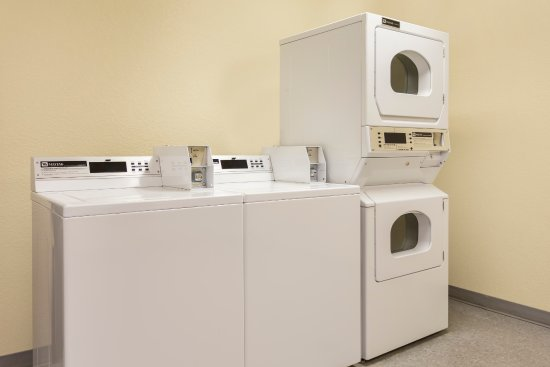 Spokane Valley, WA: Laundry Room