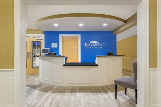 Spokane Valley, WA: Front Desk
