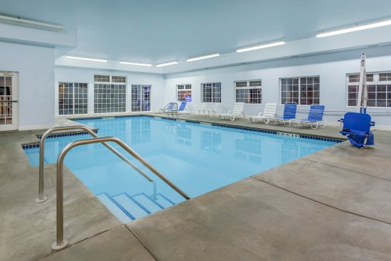 Spokane Valley, واشنطن: Pool