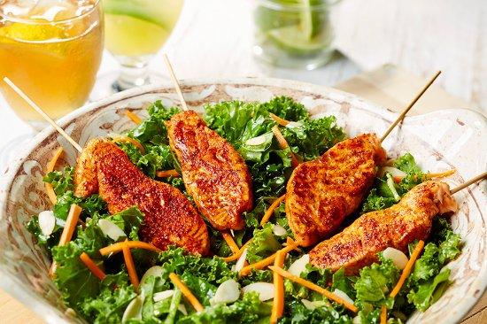 Ridgeland, MS: Kale Salad