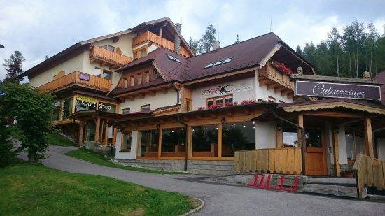 Vysoke Tatry, Eslovaquia: Culinarium