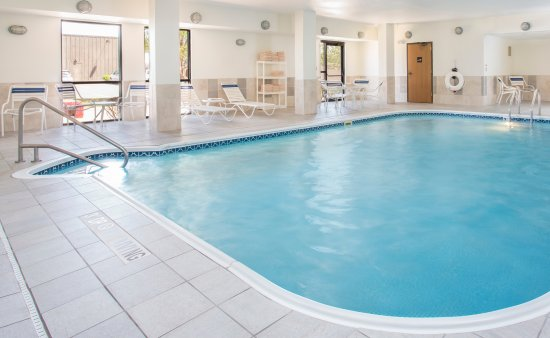 Shawnee, OK: Relax with friends and family at our indoor heated pool.