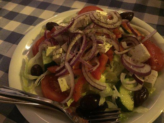 græsk restaurant varde