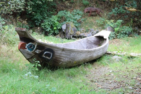Potlatch Totem Park Photo