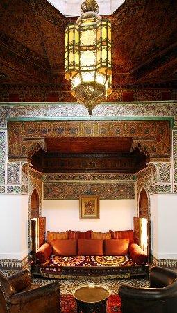 Dar Rbaa Laroub: un palais des mille et une ....
