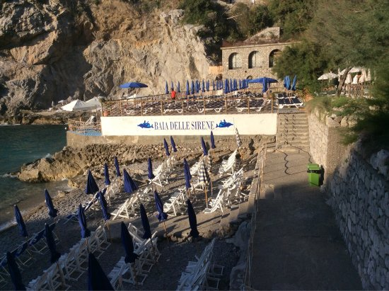 Massa Lubrense, Italien: Difficile arrivare quasi impossibile andar via