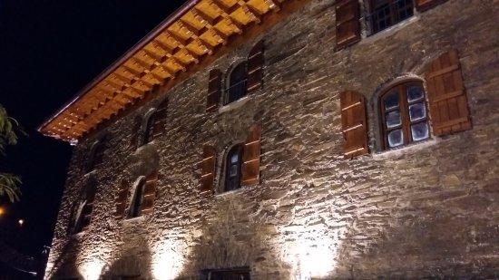 Etxalar, España: NOCHE