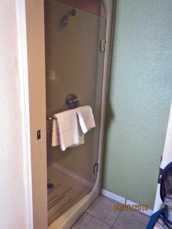 Beaver, Virginie-Occidentale : Shower Stall