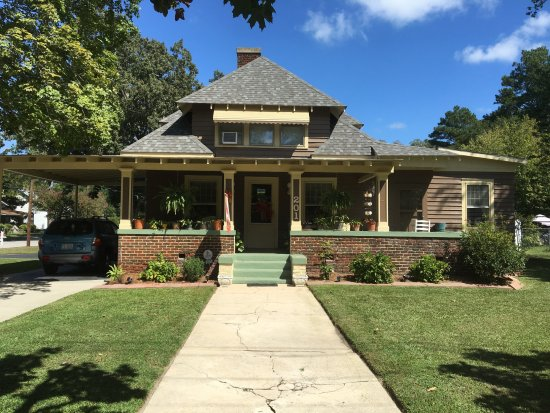 The Bailey House Bed & Breakfast