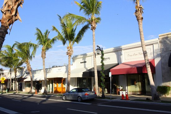 Palm Beach, FL: Worth Avenue Shops