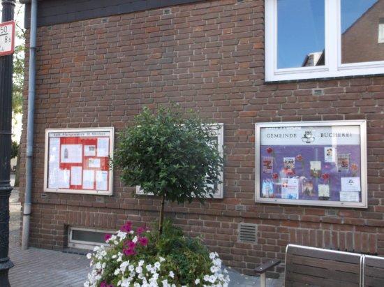 Bruggen, Almanya: Gemeindehaus.