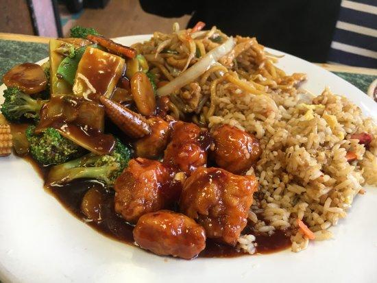 วอร์เรนตัน, เวอร์จิเนีย: China Restaurant $6.50 buffet