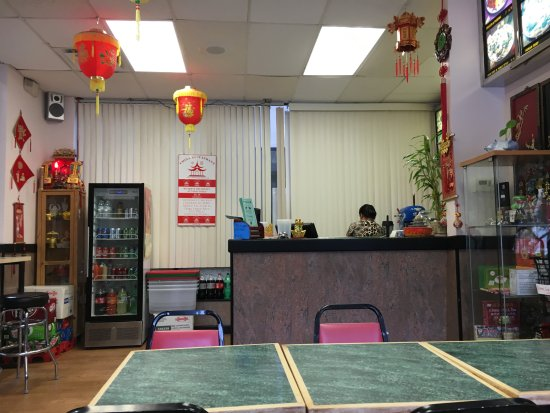 Warrenton, VA: China Restaurant