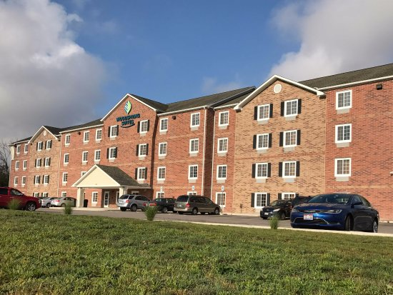 WoodSpring Suites Columbus Urbancrest