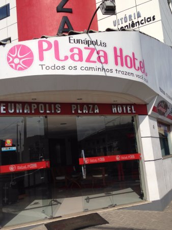 Eunapolis Plaza