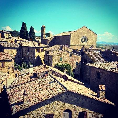 Pienza, Włochy: Un piccolo borgo